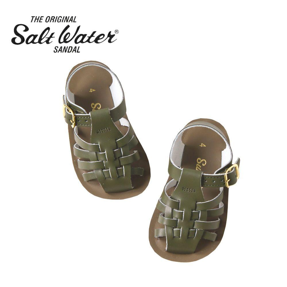 SALTWATER SANDALS(ソルトウォーター) Sailor OLIVE BABY (12-12.5cm)