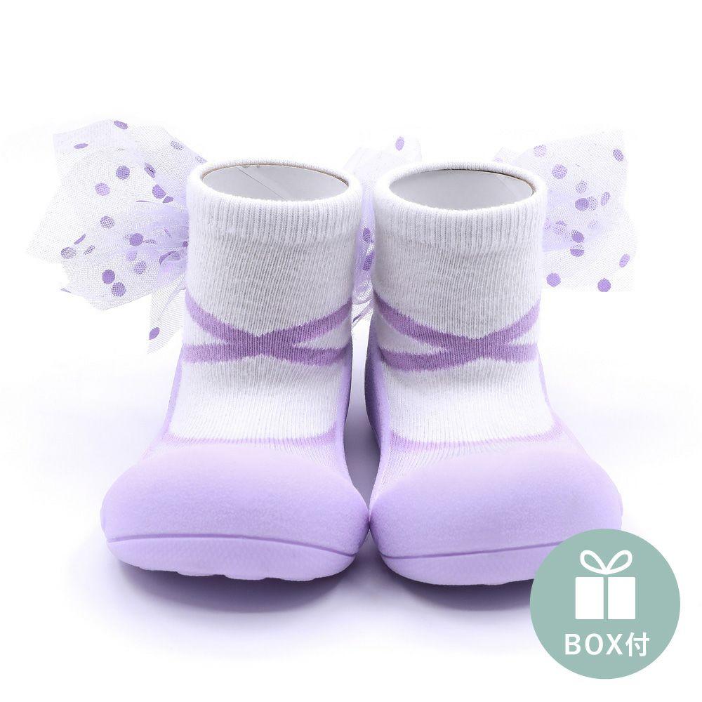 Attipas(アティパス) ベビーシューズ Pretty Rhythm Lavender (11.5/12.5cm)