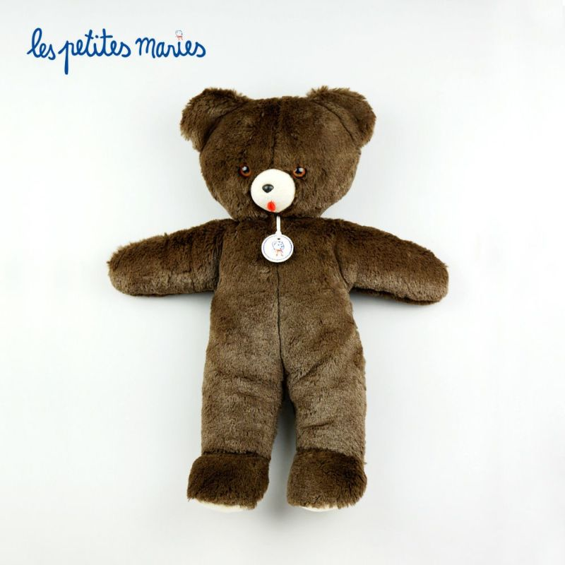 Les Petites Marie (レ・プティット・マリー) Ours Toinou MARRON 33cm