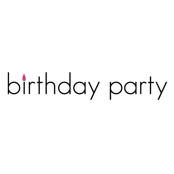 birthdayparty(バースデイパーティ)