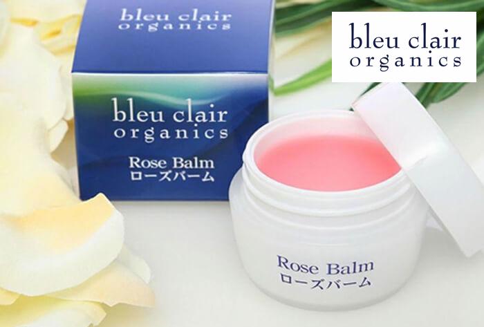 bleu clair(ブルークレール)</span><br>ローズバーム(保湿クリーム)
