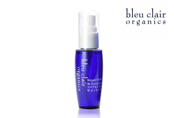 bleu clair(ブルークレール)リペアモイストWエッセンス