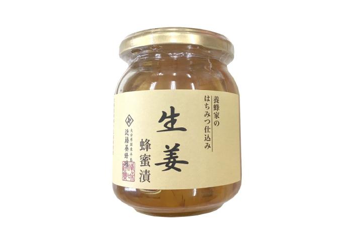 生姜蜂蜜漬
